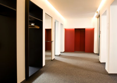 Hall ascenseur